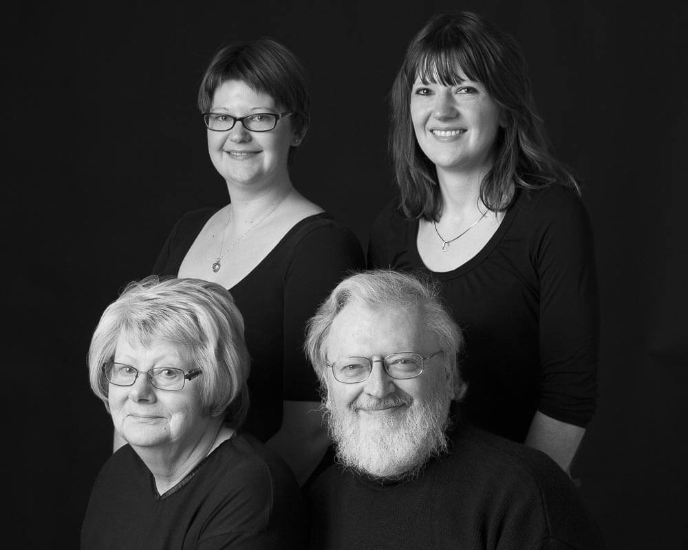 Family Portraits - Photography by Mark Hewitson Photography of Thame, Oxfordshire