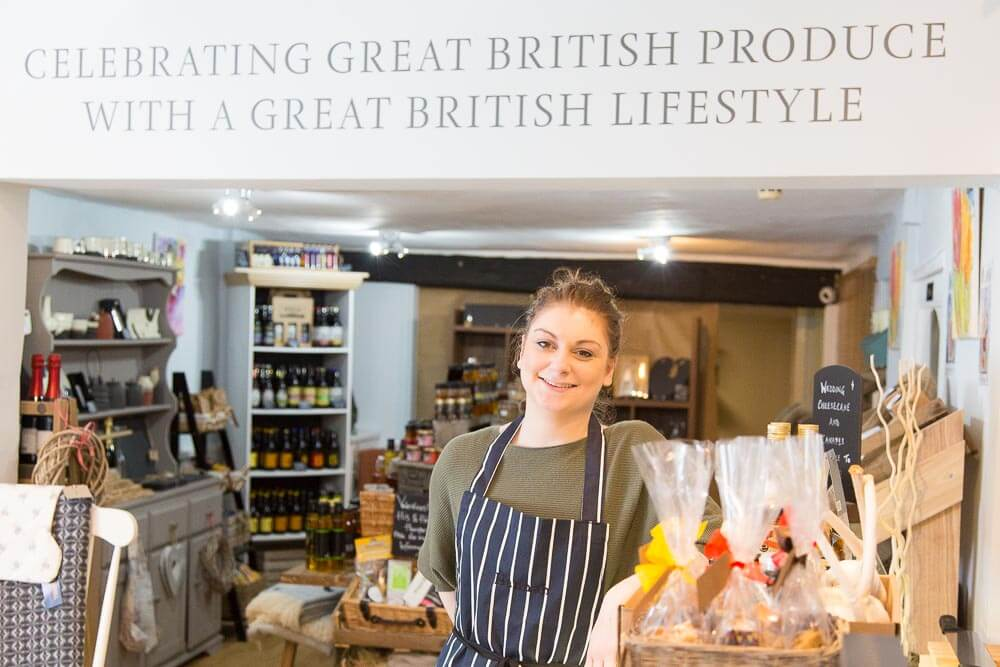 A portrait of Thame... The Deli at No 5 - Commercial Photography by Mark Hewitson Photography of Thame, Oxfordshire